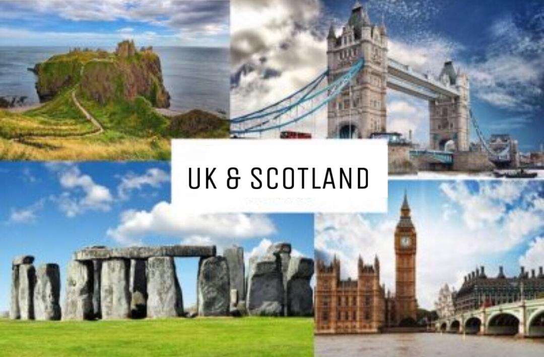 UK & SCOTLAND TOUR
